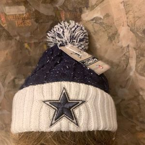 NFL Dallas Cowboys Beenie